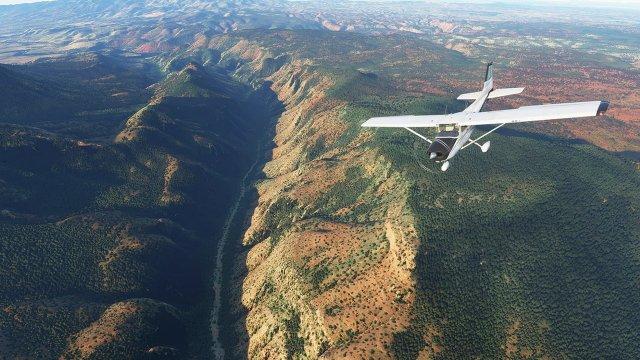 Esiste una data di rilascio per PS4 di Microsoft Flight Simulator 2020?