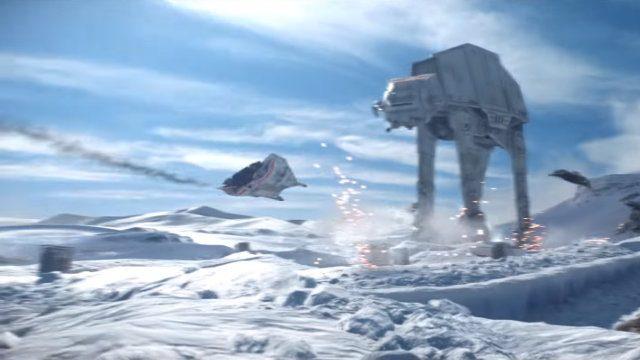 Note sulla patch di aggiornamento di Star Wars Battlefront 2 1.51 Hoth