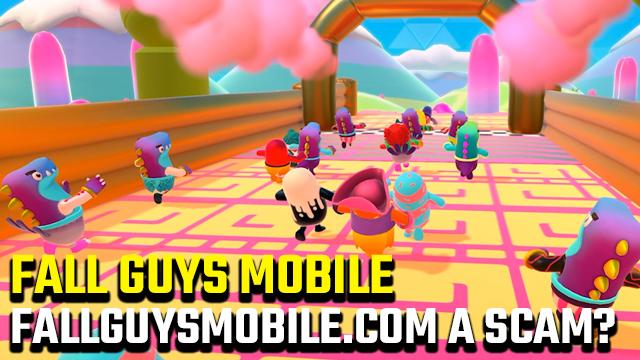 Fall Guys Mobile è legittimo e sicuro da usare?