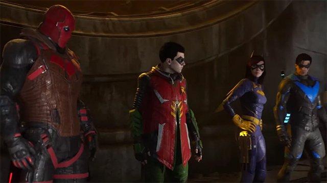 Gotham Knights non sarà un titolo di giochi come servizio