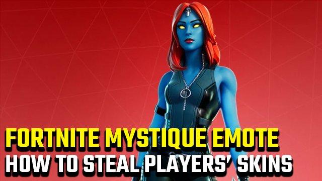 Emote Mistica Fortnite | Come rubare le skin dei giocatori