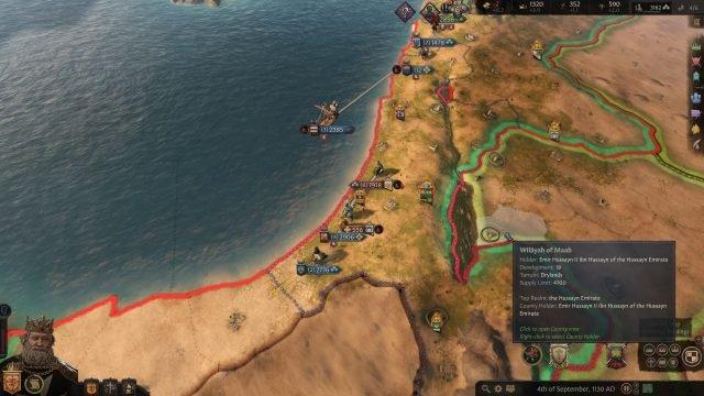 CK3 Crusades
