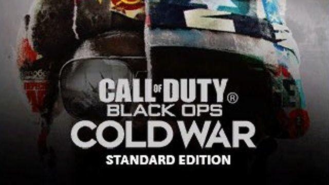 Call of Duty: Black Ops Cold War Guida al preordine - Edizione standard