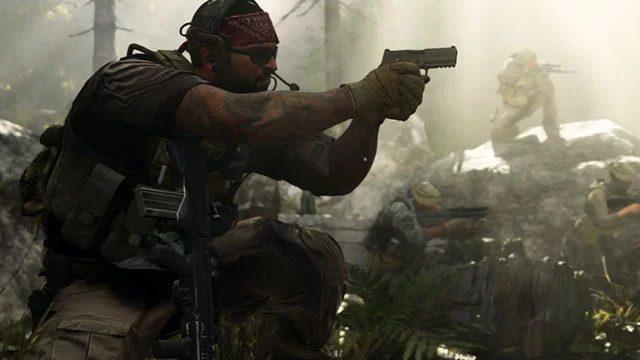 Modern Warfare installa la correzione PS4 sospesa