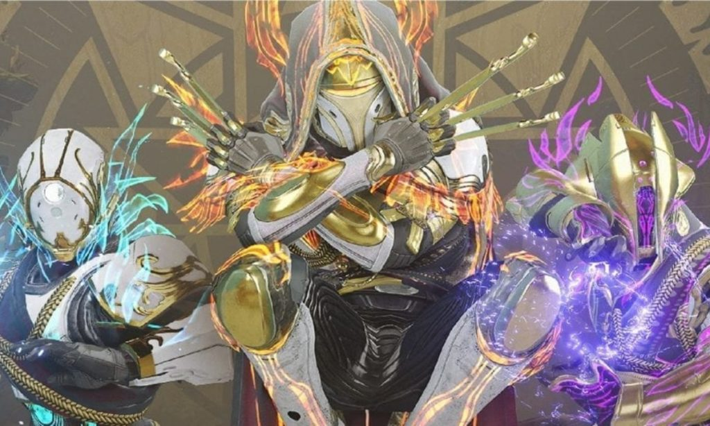 Destiny 2 Solstice of Heroes 2020 Elemental Empowerment