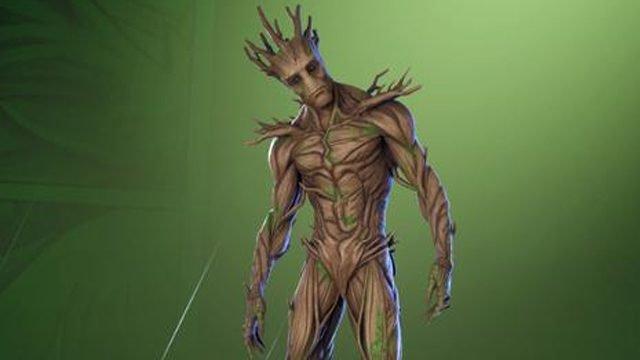 Dov'è Groot nella stagione 4 di Fortnite (capitolo 2)