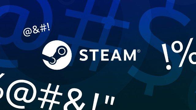 Il filtro della chat di Steam è un beta test che blocca il linguaggio inappropriato