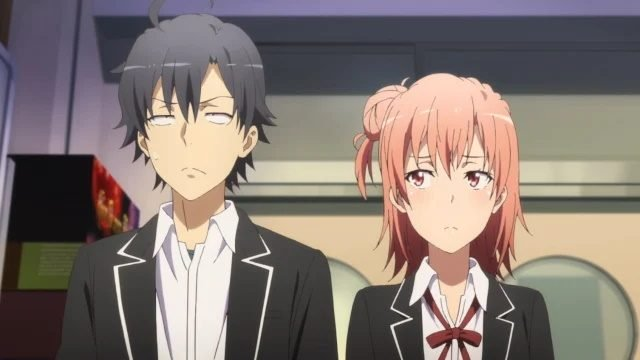 My Teen Romantic Comedy Snafu Climax episodio 9