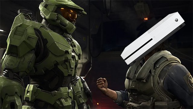"""La versione Xbox One di Halo Infinite è ancora in lavorazione, nonostante le """"fughe di notizie"""""""