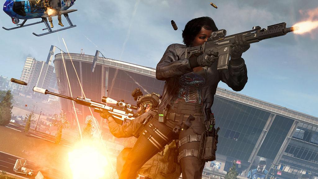 Zombies Royale e modalità notturna trapelate per Call Of Duty: Warzone