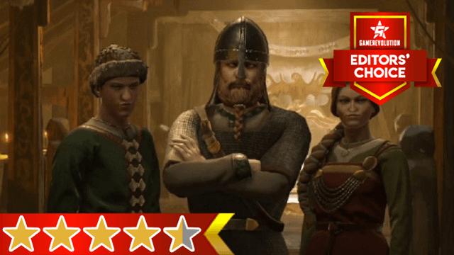 Recensione di Crusader Kings 3   In compagnia dei re