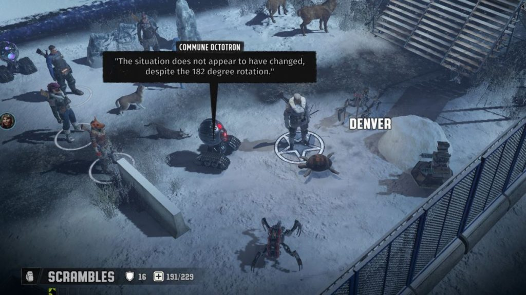 Wasteland 3 Quirks e Backgrounds Guide