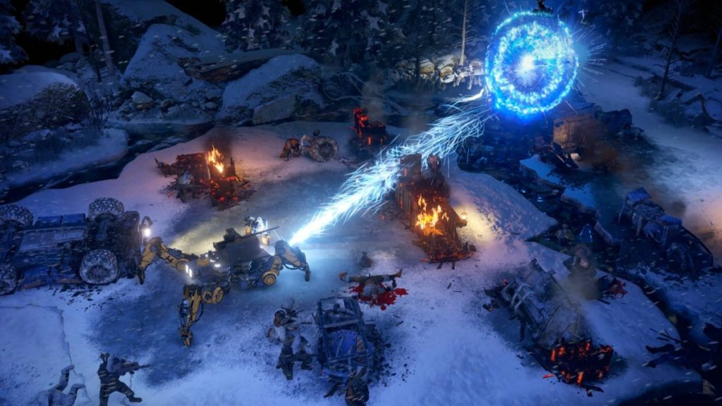 Wasteland 3 Ranger HQ Incidents Guide