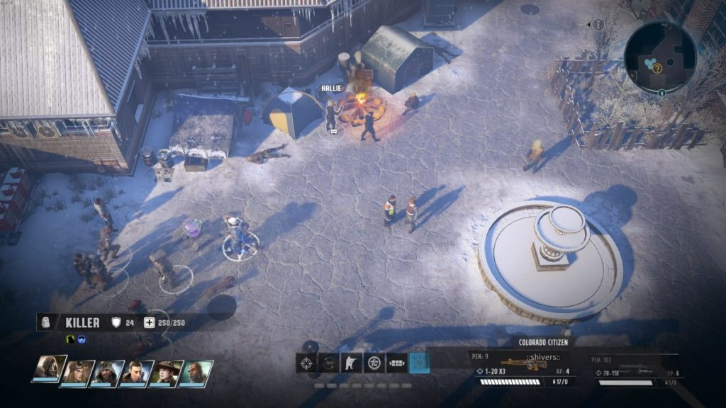 Wasteland 3 Ranger HQ Walkthrough