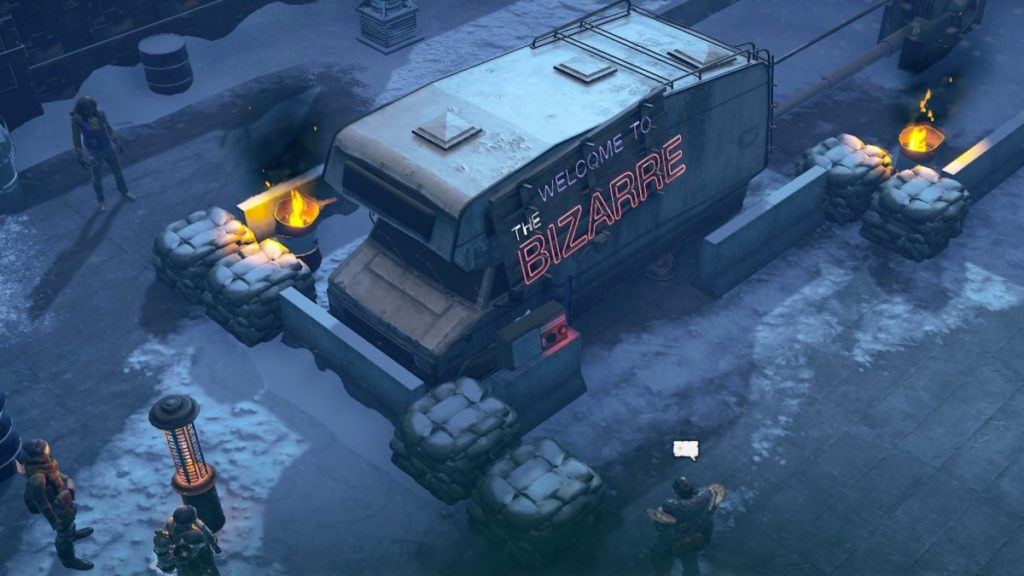 Wasteland 3 The Bizarre Walkthrough