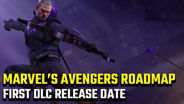 Roadmap di Marvel's Avengers | Data di rilascio del DLC 1