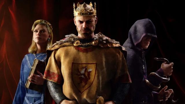 C'è la nudità di Crusader Kings 3?   Guida alla classificazione per età