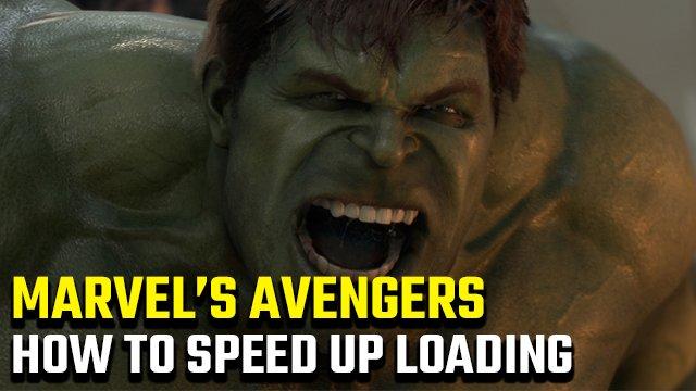 Caricamento lento di Marvel's Avengers | Come accelerare i tempi di caricamento lunghi