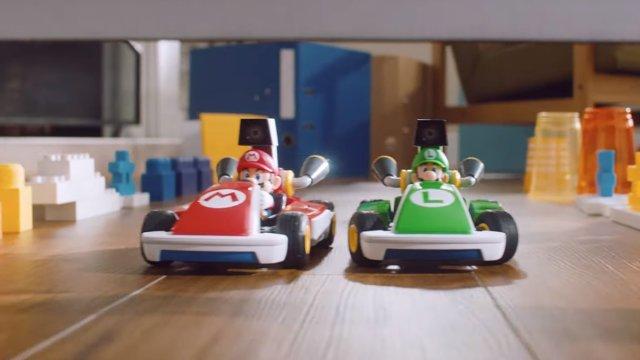 Quanto costa Mario Kart Live?