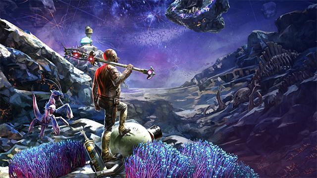 Note sulla patch di aggiornamento 1.05 di The Outer Worlds   Peril on Gorgon DLC