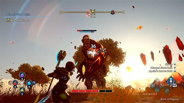 Anteprima degli Immortals Fenyx Rising | 'Come una fusione di BOTW e Assassin's Creed Odyssey'