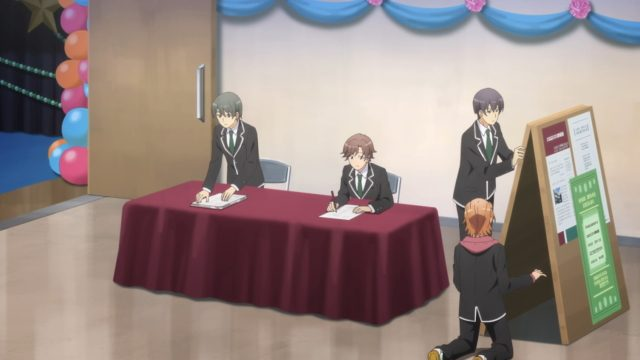 Episodio 11 di My Teen Romantic Comedy Snafu Climax