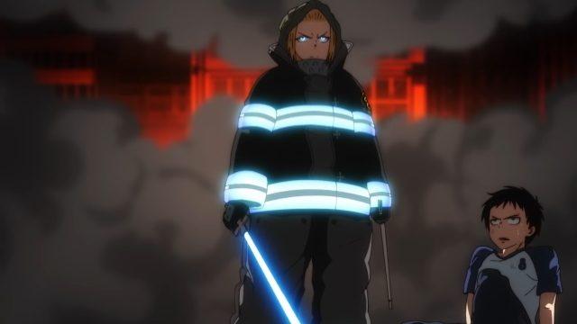 Data di rilascio dell'episodio 12 di Fire Force Stagione 2