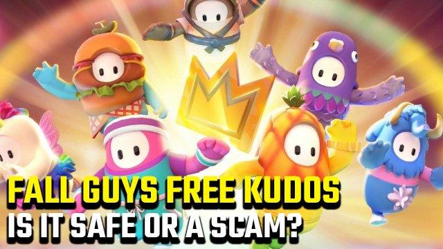 Free Fall Guys Kudos è sicuro o una truffa?