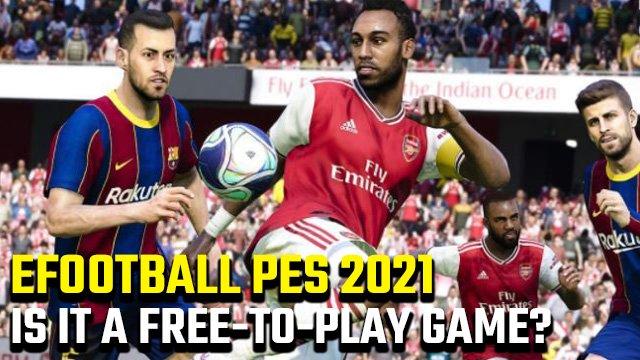 PES 2021 è gratuito per giocare su PC, PS4 e Xbox One?