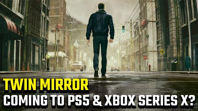 Esiste una data di rilascio di Twin Mirror per PS5 e Xbox Series X?