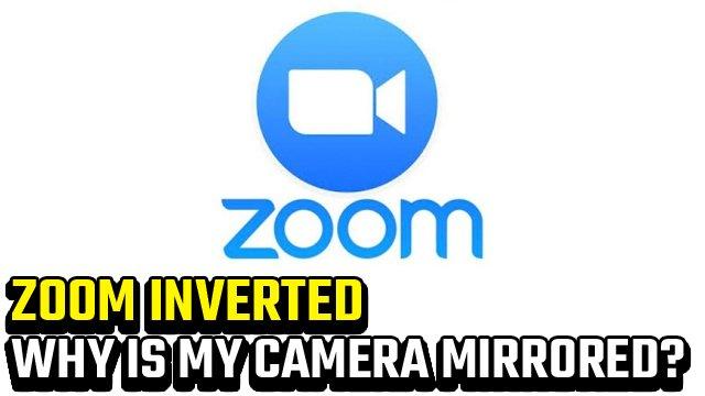 Lo zoom è invertito? | Perché la mia fotocamera è specchiata?