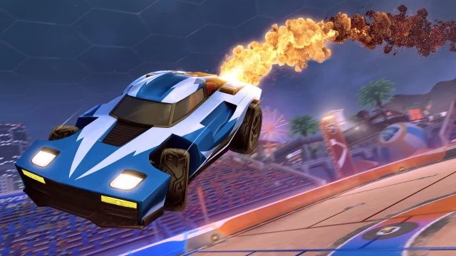 Come ottenere MVP in Rocket League