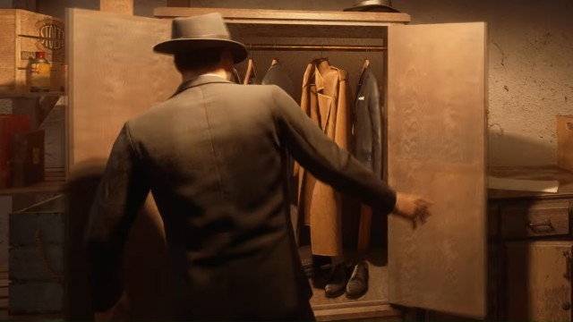 Mafia: Definitive Edition Outfit List | Come cambiare i vestiti