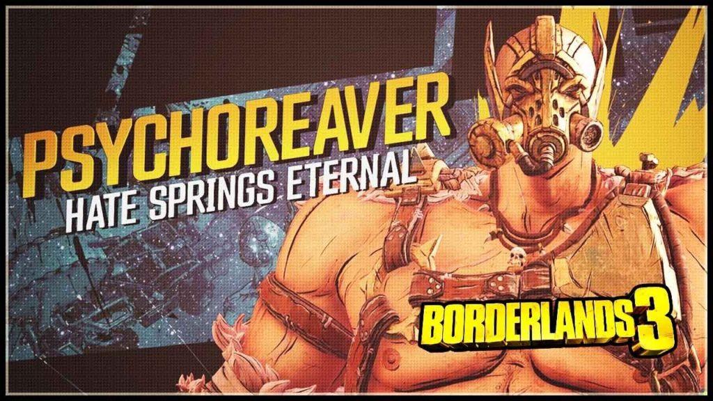 Borderlands 3 Guida ai boss di Psychoreaver