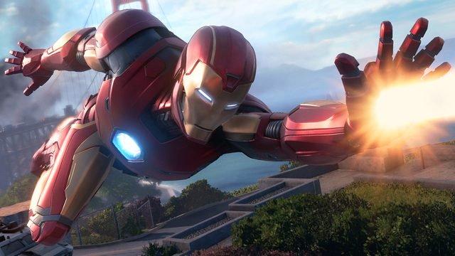 Marvel's Avengers caricamento lento