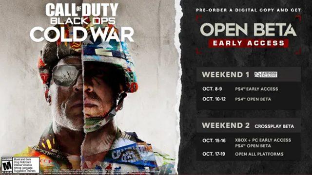 Black Ops Cold War - Come giocare alla beta
