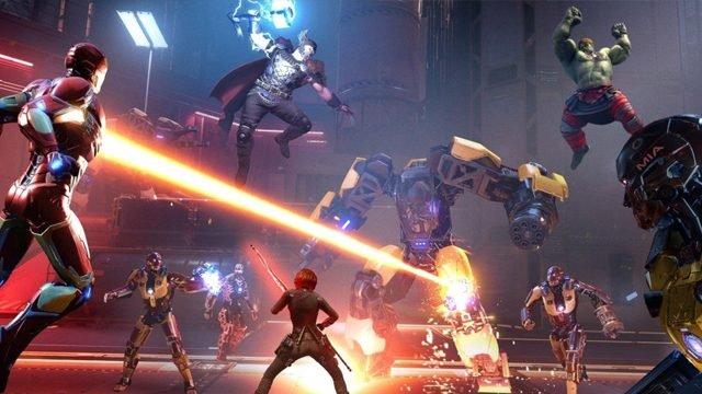 come giocare in modalità cooperativa a 4 giocatori in Marvel's Avengers