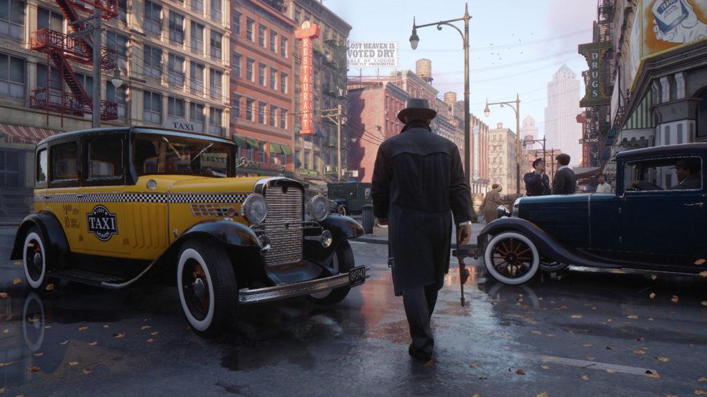 Mafia: Definitive Edition crashes