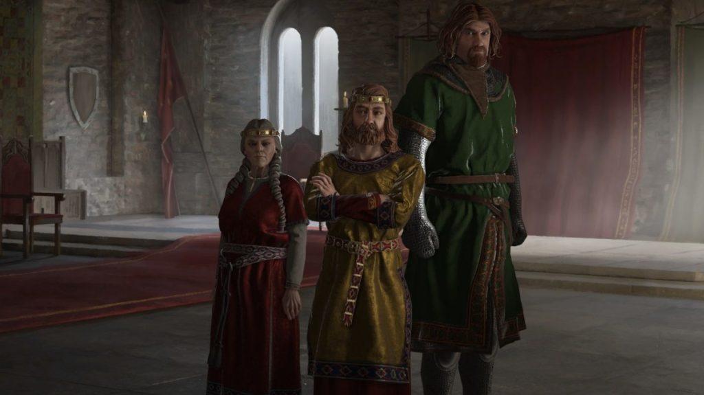 Guida alle dottrine di Crusader Kings 3