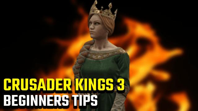 Crusader Kings 3 Suggerimenti   Guida per principianti