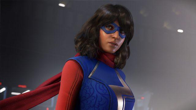Glitch di Marvel's Avengers House Call