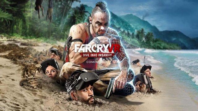 Far Cry VR PSVR