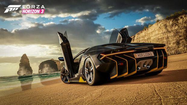 Forza Horizon 3 PC Update, Forza Horizon 3 Xbox One X Patch, Fora Horizon 4 release darte