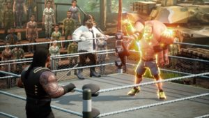 WWE 2K Battlegrounds Bar Mechanics