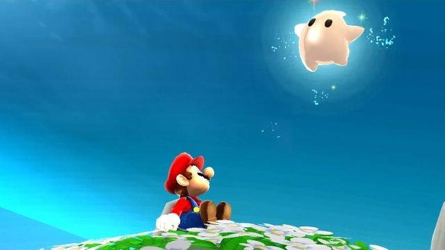Super Mario 3D All-Stars co-op Giocatore di Super Mario Galaxy 2 stelle