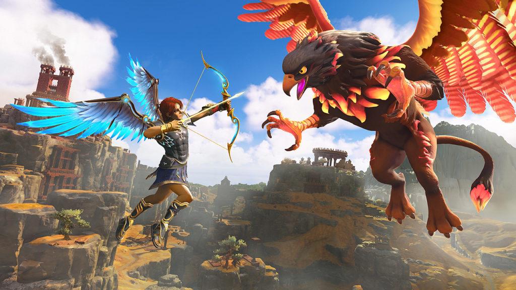 Immortals: il cambio di nome in ascesa di Fenyx è stato dovuto a Monster Energy