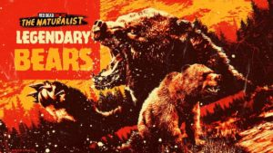 Red Dead Online Legendary Bear Locations