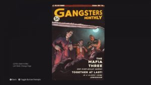 Mafia DE Gangsters Monthly Comics Locations