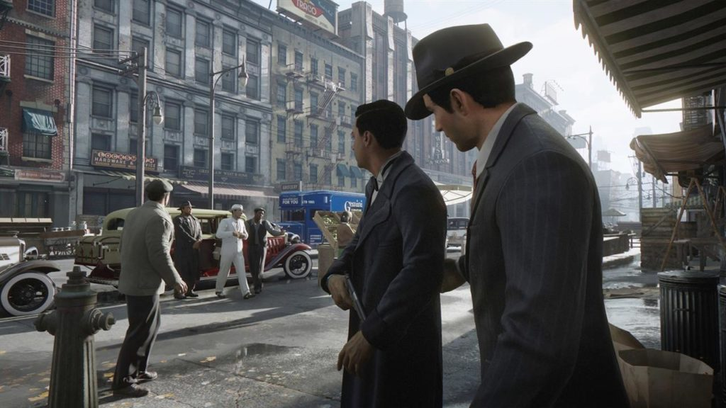 Mafia DE Tweaks and Fixes
