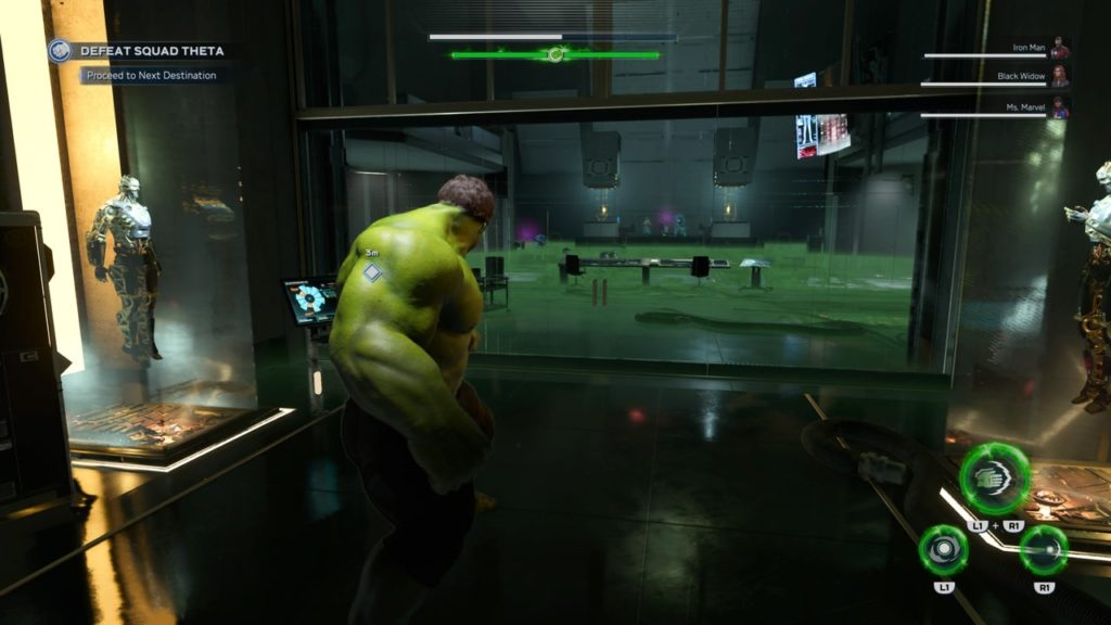Marvel's Avengers Condition Green Iconic Mission Walkthrough